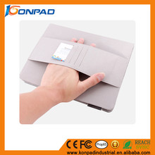 Hot selling Leather Case with Kick Stand tablet cover for iPad 2/3/4air/air 2 / pro 9.7 tablet protective case