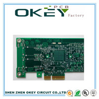 Promotional high quality pcb board assembly manufacturer mouse circuit board