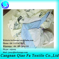 clothes second hand dress cotton rags lower price for sale as cleaning goods