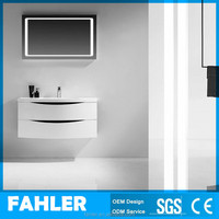BLACK and white countertop lowes bathroom vanity combo