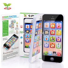 New Y-Phone Learning Machine Touch Screen Mobile Phone Education Toys