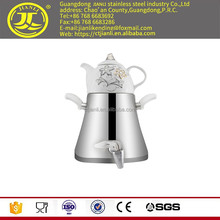 Stainless steel gas water kettle hotel kettle Wholesale carbon steel steam jacketed kettle arabic cooking products