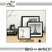 ISO certificated all of kind of king aluminum photo display frame