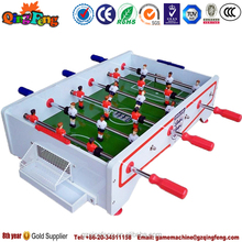 safety and extension foosball table wood soccer table with coins professional coin baby foot game