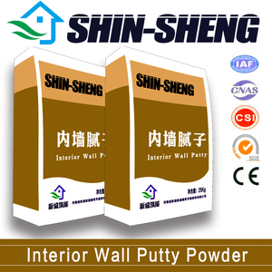 interior wall putty, white finish plaster for wall coating