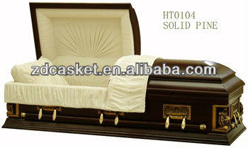 Wood Coffin(HT-0104)