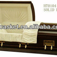 Wood Coffin HT 0104