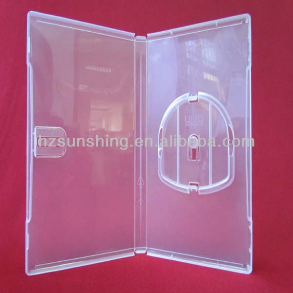 Plastic Video Game UMD Case (clear)
