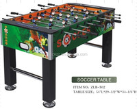China factory provide fashion cheap MDF football table game 2015