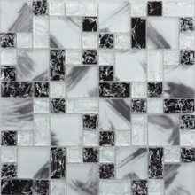PY020 Foshan factory low price art italian glass mosaic
