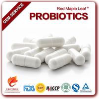 Weight Gain Protein Bulk Probiotic Supplement Powder Capsule
