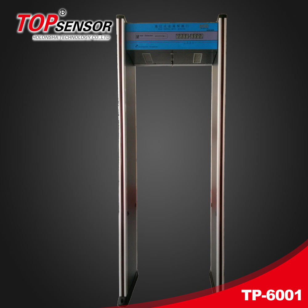 Door Frame Metal Detector for Security Scanner