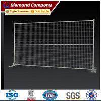 Galvanized Canada Temporary Fence And PVC