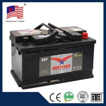 hot selling 58043 DIN style powerful heat resistant high performance automotive chinese car battery