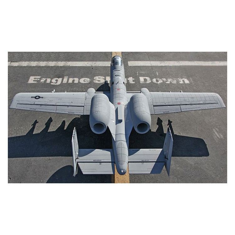 A10 U.S. Military foam EDF rc WW2 Aircraft