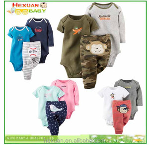 organic cotton baby rompers wholesale baby clothes wholesale baby romper/printed romper