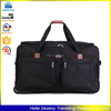 good quality black travel trolley bag with wheel