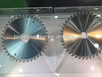 saw blade for cutting aluminum profiles