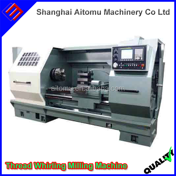 Inside and Outside Screw Thread Milling Machine