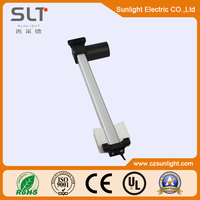 High Torque Tubular Magnetic Linear Actuator