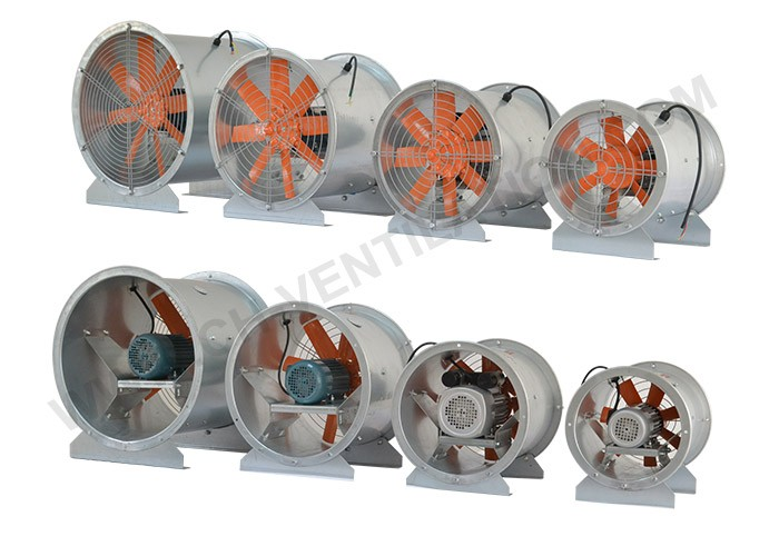 Best Selling Industrial welding machine cooling fan Ventilation Vane axial Fan Axial Fan