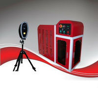 2d 3d crystal laser engraving machine SDE02 beautiful design best seller Photo studio