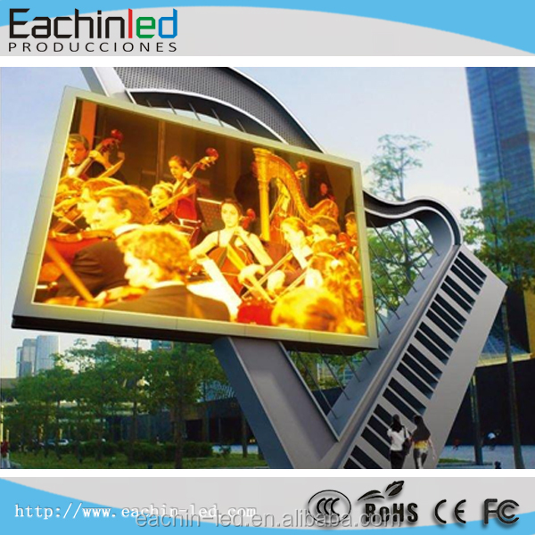 P8/P10 Outdoor Street pole advertising led display screen for Decoration