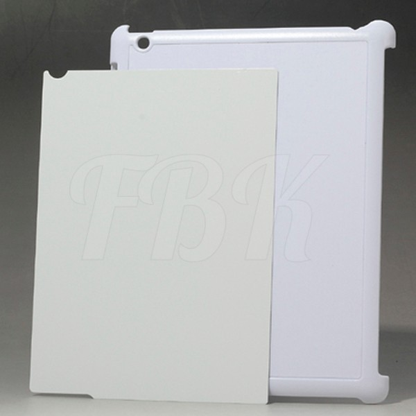 2D Sublimation Phone Case/diy printable customizedphone case for iPad 2/3/4
