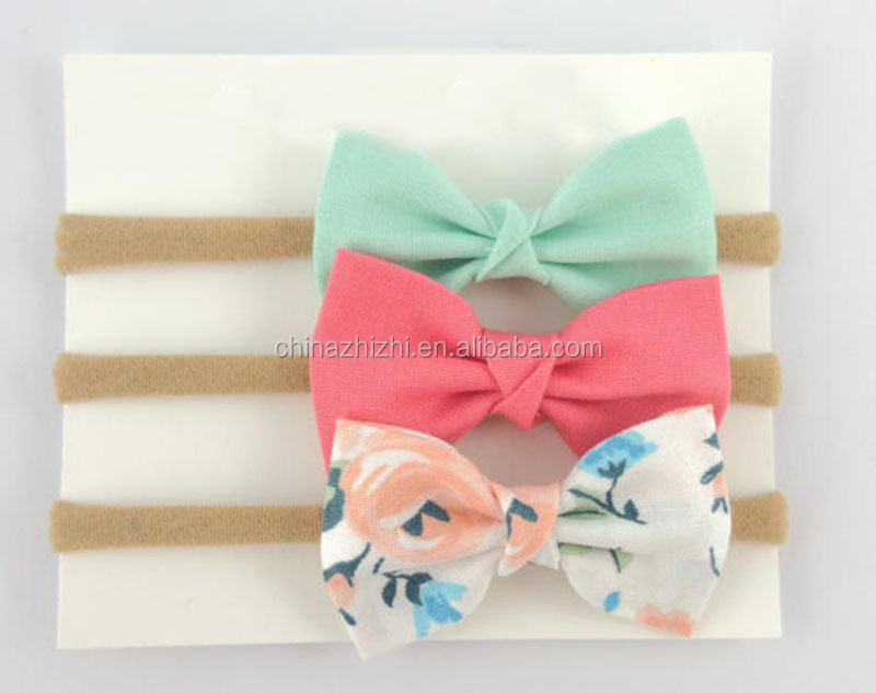 kids hair accessories set children hair band cloth pink children hair band new china products for sale fabric green hairbows