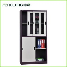 China supplier office steel filing cupboard cabinet with ironing board
