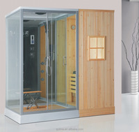 Autme sauna room wooden bathroom steam generator products
