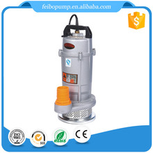 Factory direct sale QDX series agricultural wells use small submersible water pump