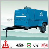rotary screw portable kaishan brand air compressor