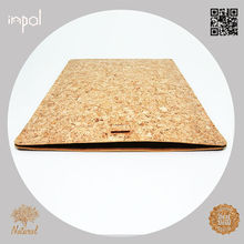 China Best buy For ipad 1/2/3/4 customized cork sleeve