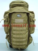 Camping Hiking Rucksack Military Tactical Backpack gun bag camping bag