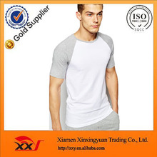 blank muscle fit t shirts raglan sleeves 96 cotton 4 spandex t shirts comfort colors t-shirts online shopping india