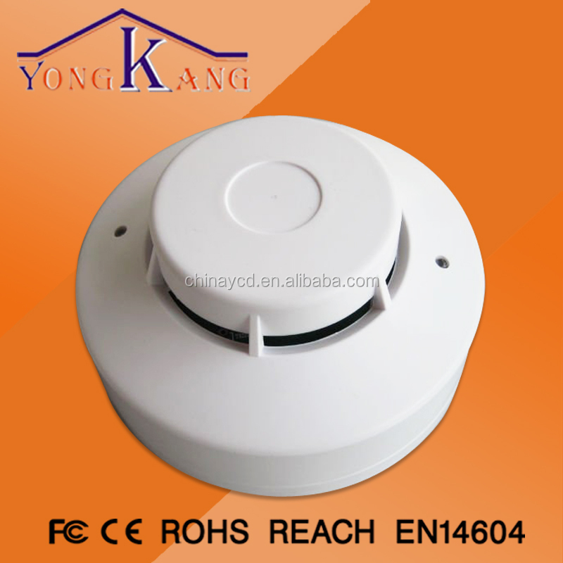 Popular best price wireless ionization smoke sensor(YCD-GD-08)