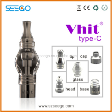 Seego V-hit type C top selling in USA CE/ROHS transformer ecig