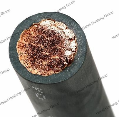 Realiable Performance 50mm,70mm,95mm rubber sheathed arc welding cable