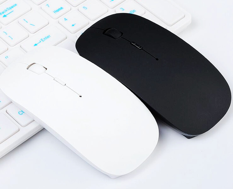 Fashionable Wireless Mouse,2.4G WL-104 Mouse,Super Slim 2.4 Wireless Mouse On Hot Market