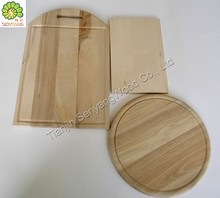 wholesale scale food mat wooden chopping cutting board
