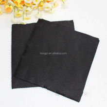 10 pcs Black Microfiber lens cleaning cloth glasses cleaner eyeglass cleaner lens wipes