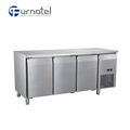 FRUC-2-1 FURNOTEL Commercial Refrigerator Under Counter Fridge