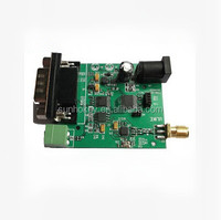 2.4 G wireless transceiver passthrough CC2500 + MCU module 232/485 industrial interface control module