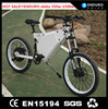 Modern Aluminum Alloy 26 inch Enduro E Bike With SRAM Throttle 50kmph
