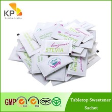 Breezweet high quality stevia erythritol sweetener sachet
