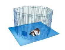 High Quality Hot Dipped Commercial Galvanized Rabbit Cages For Sale