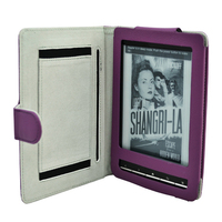 Leather Case Cover Stand for Sony eBook Reader PRS-T1 PRS-T2 PRS T1 T2