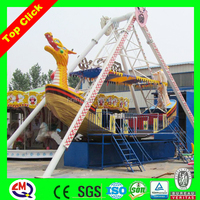 popular outdoor playground equipment real pirate ships for sale