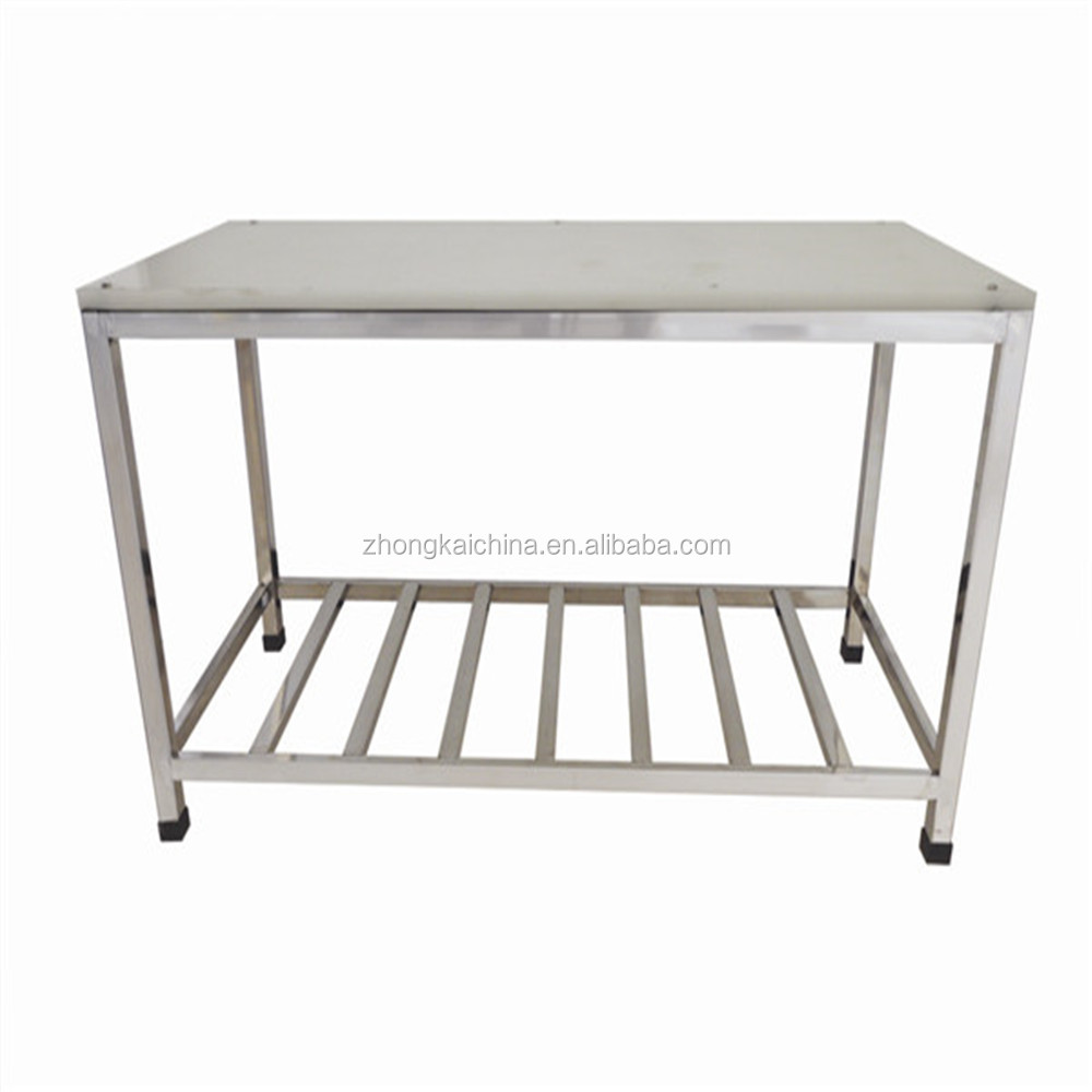 Different style kitchen stainless steel working table/metal work table/used restaurant equipments for sales